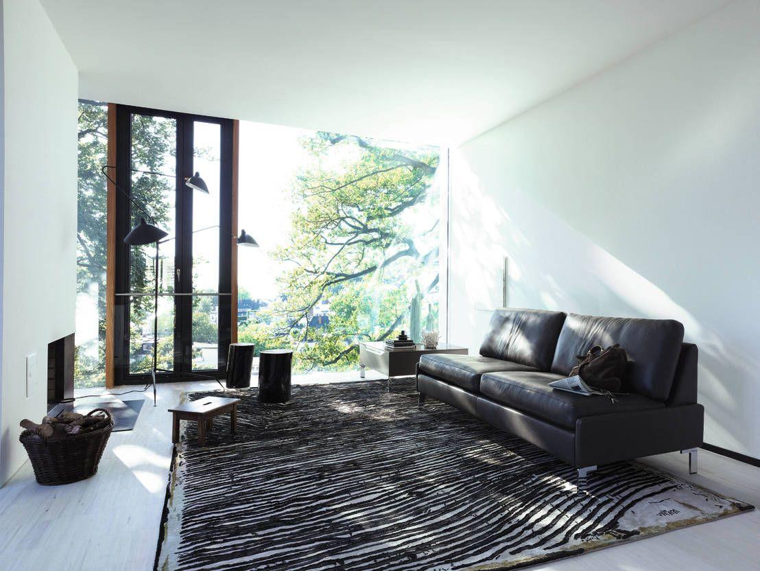 Wohnideen für helle Wohnzimmer | Living room ideas, Design ...