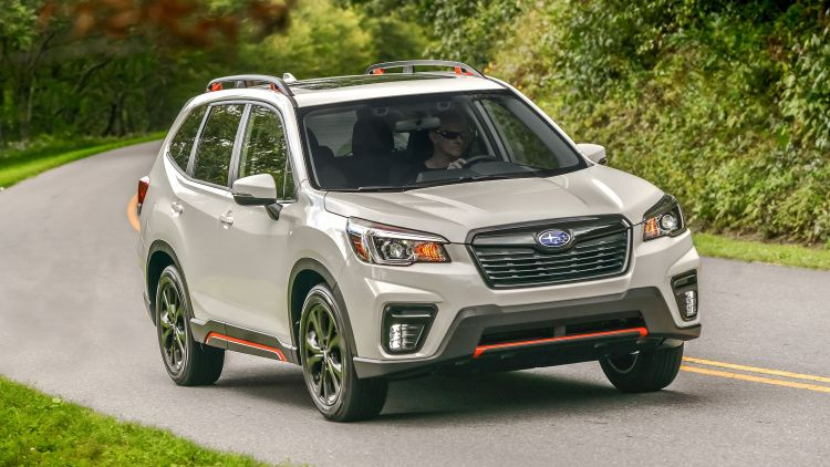 2019 Subaru Forester First Drive Photo Gallery Subaru Forester Subaru Subaru Forester Xt