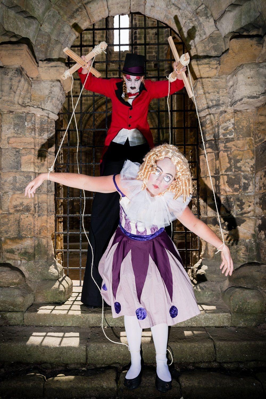 Creepy Ringmaster & Puppet Halloween in 2019 Halloween