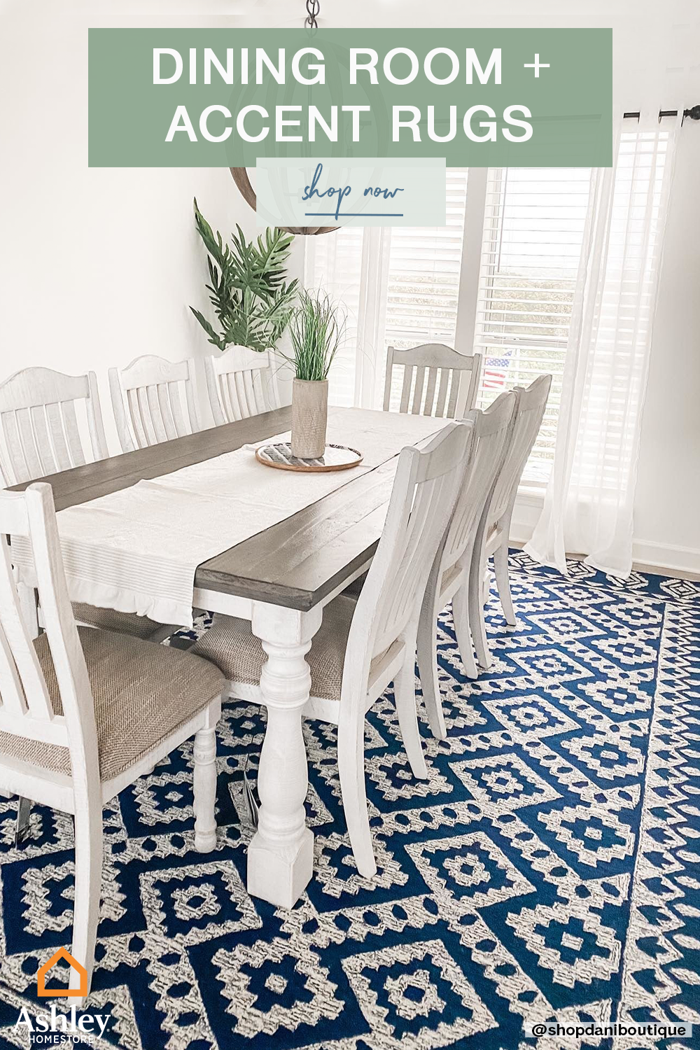 Throw A Rug With Your Dining Set In 2021 Coastal Dining Room Dining Room Accents Traditional Kitchen Remodel
