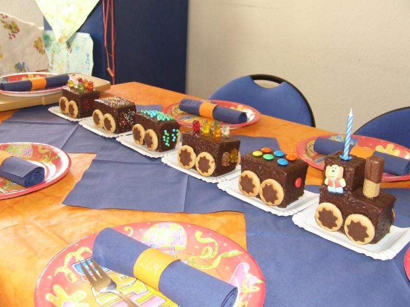 bildergebnis für kuchen zug  geburtstagstorte kinder