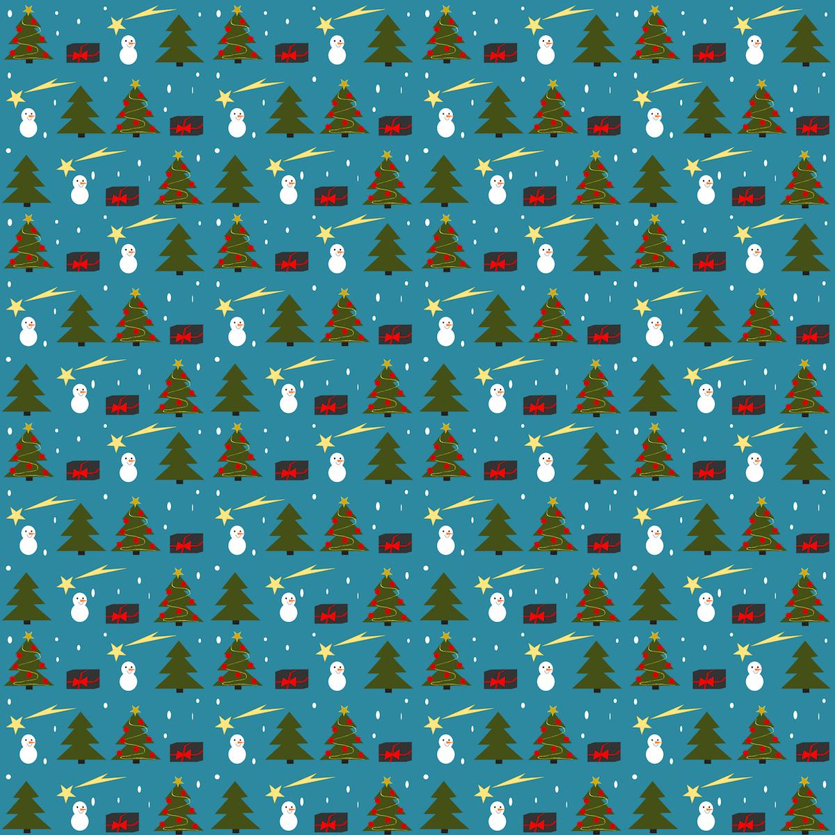 free printable christmas patterns - Saman.cinetonic.co