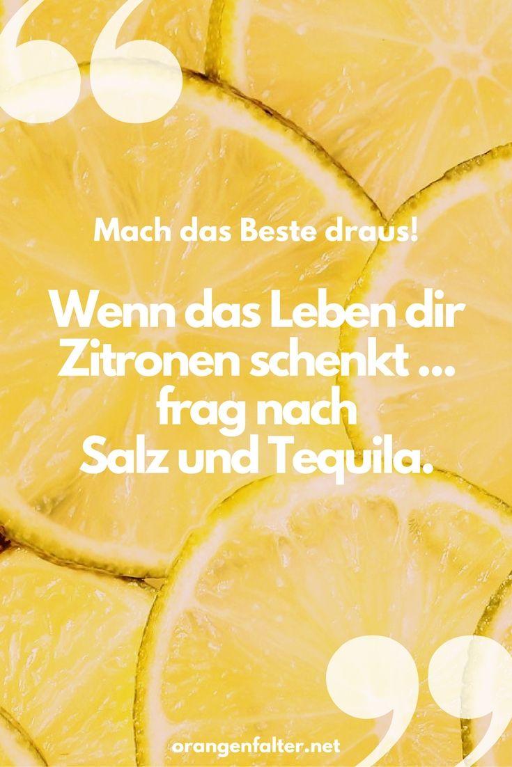 Gibt Das Leben Dir Zitronen Spruch | New Trend Lifestyle