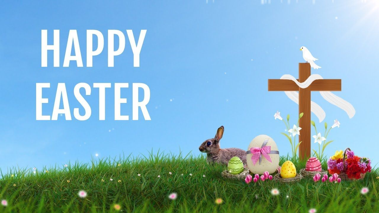 Happy Easter Wishes Greetings Message For Friends Easter Art