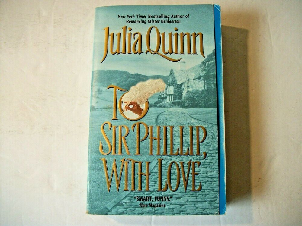 Details about bridgertons to sir phillip with love 5 by