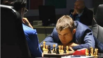 Knightmates | Nigeria Chess Site Magnus Carlsen vs Vishy Anand @ World Chess Championship