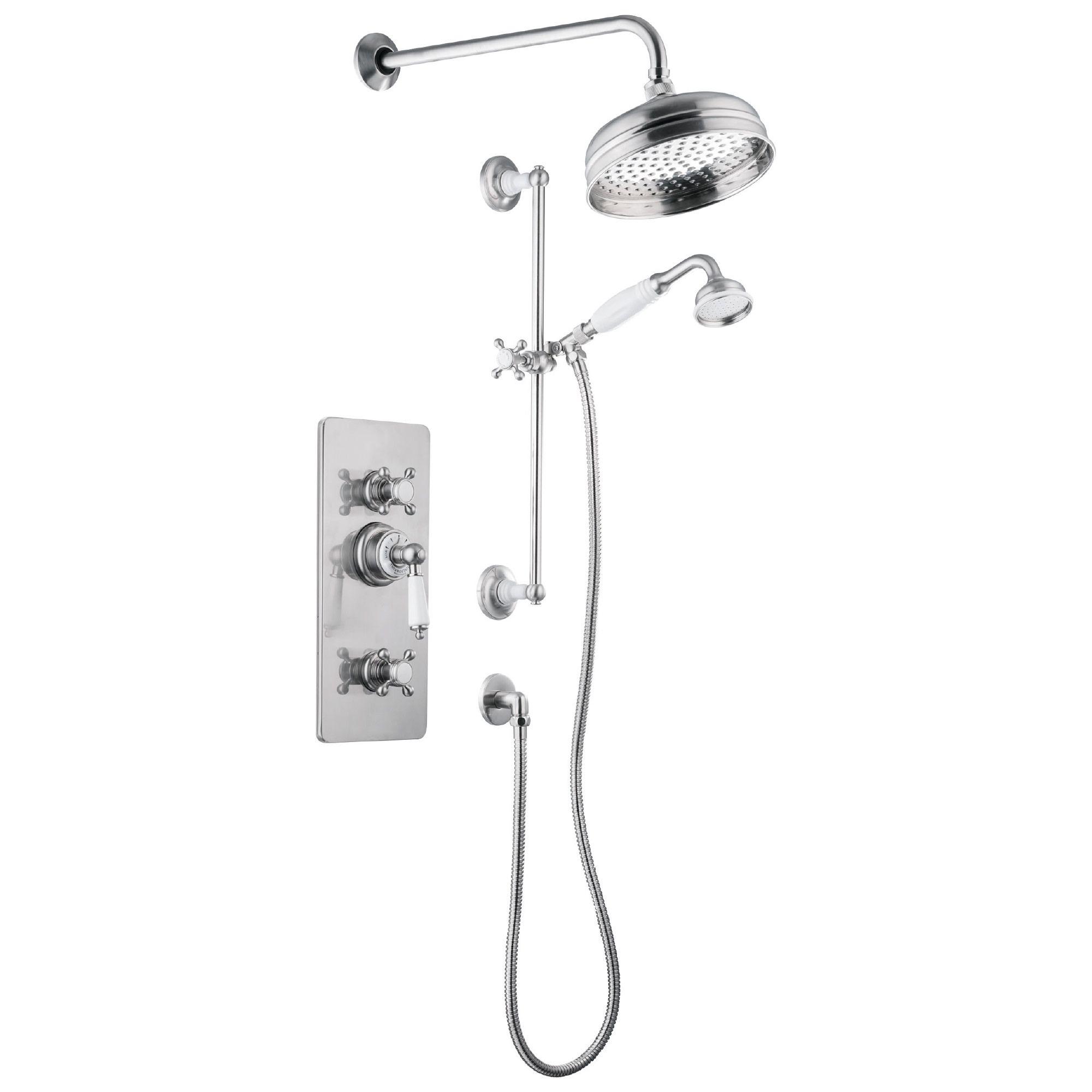 Vintage Dusche Duscharmatur Dusche Handbrause