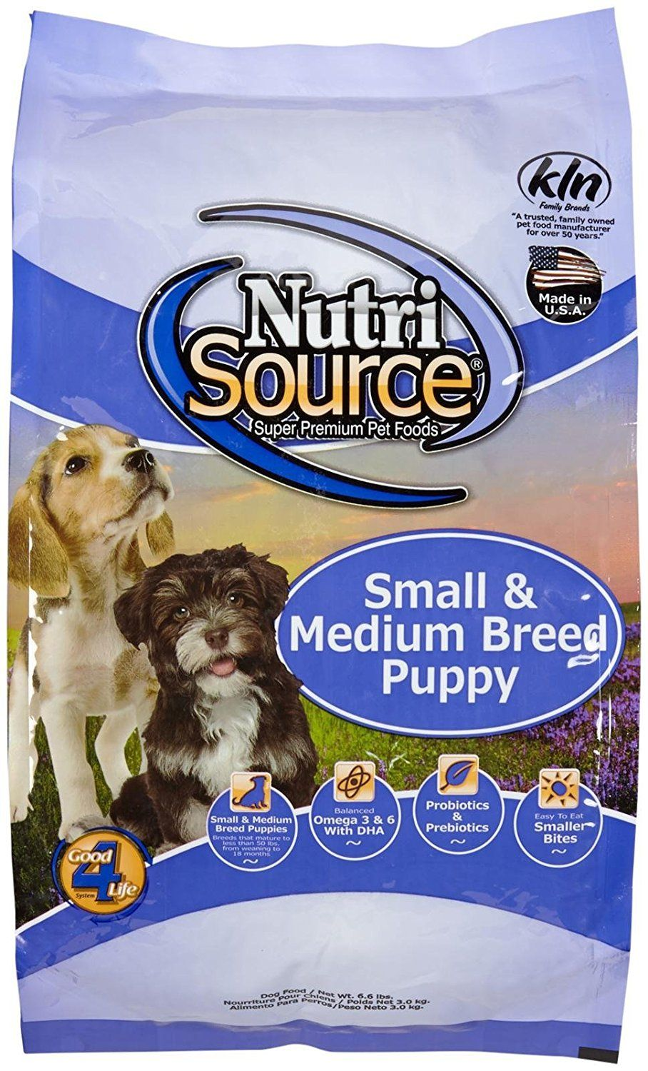 Nutri Source Small and Medium Puppy Chicken and Rice