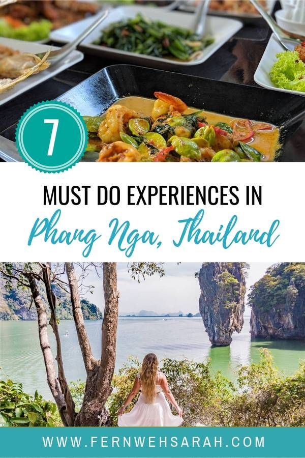 7 most amazing things to do in Phang Nga, Thailand