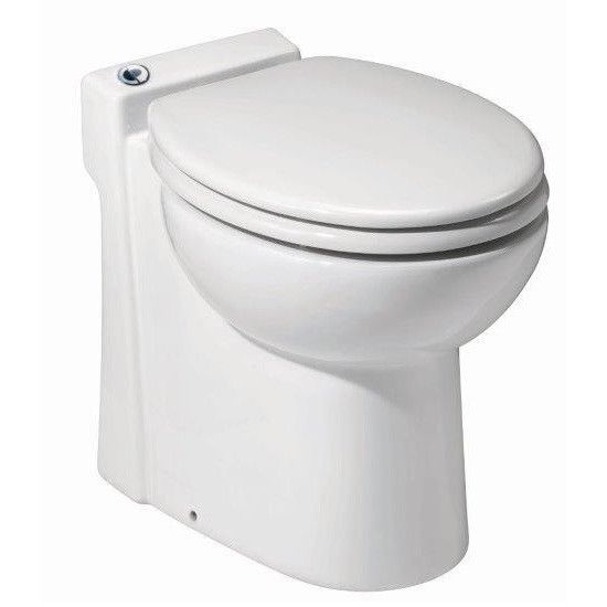 Saniflo Sanicompact Toilet Life Hacks Toilet For Small