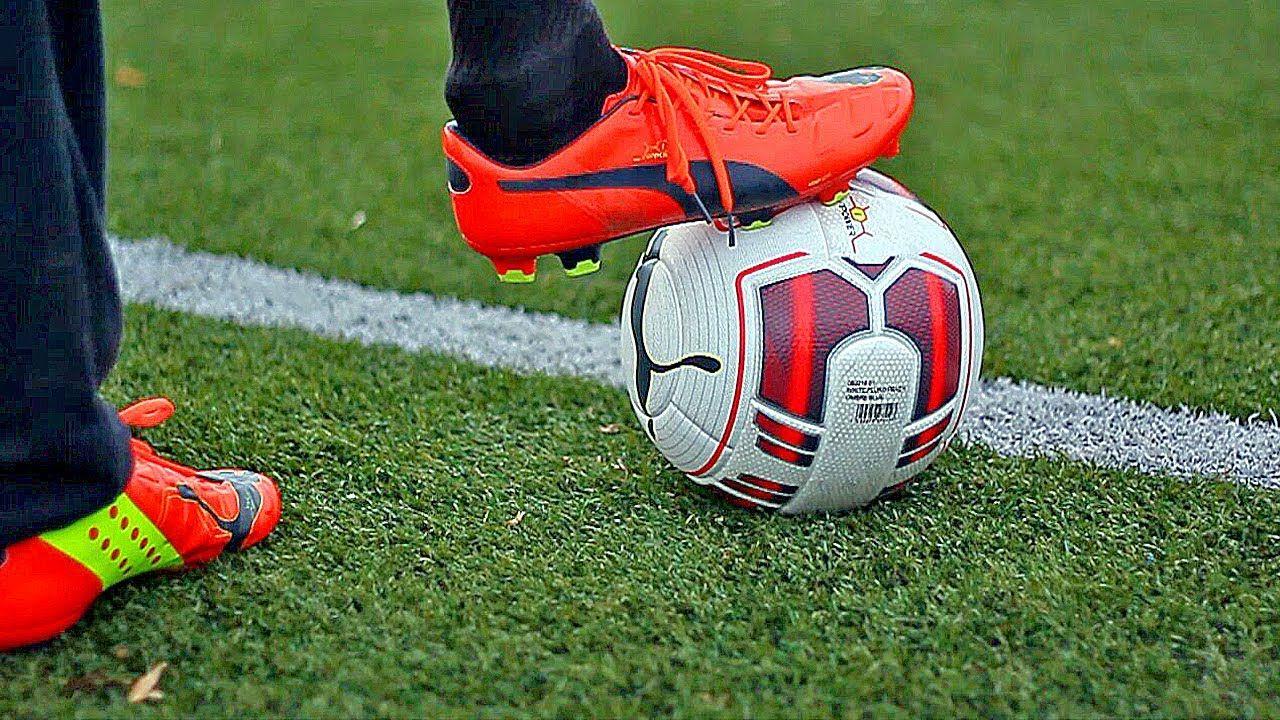 Testing Balotelli & Reus Boots 2014: Puma evoPOWER Review by freekickerz
