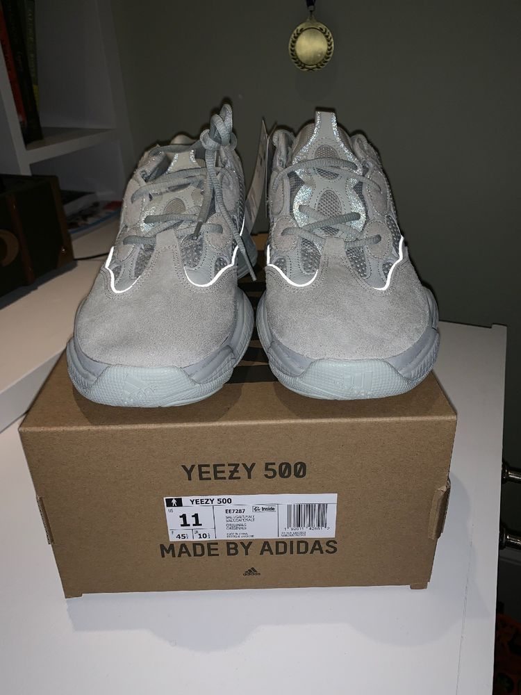 ff3f95395 adidas yeezy 500 salt size 11  fashion  clothing  shoes  accessories   mensshoes  athleticshoes (ebay link)