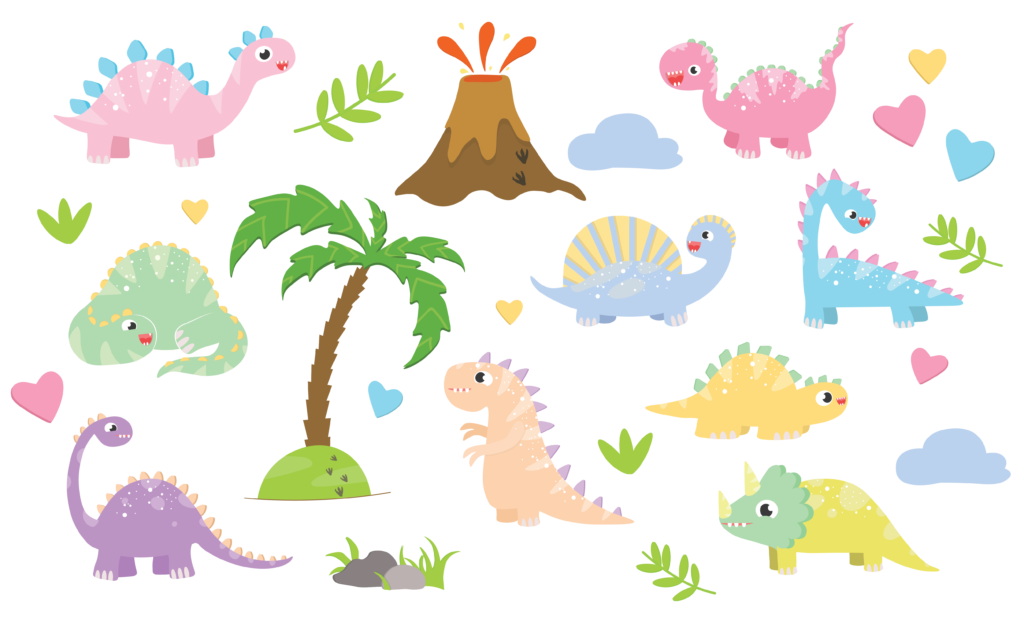 Dinosaur Clip Art Free Download Party With Unicorns Dinosaur Clip Art Clip Art Freebies Free Clip Art