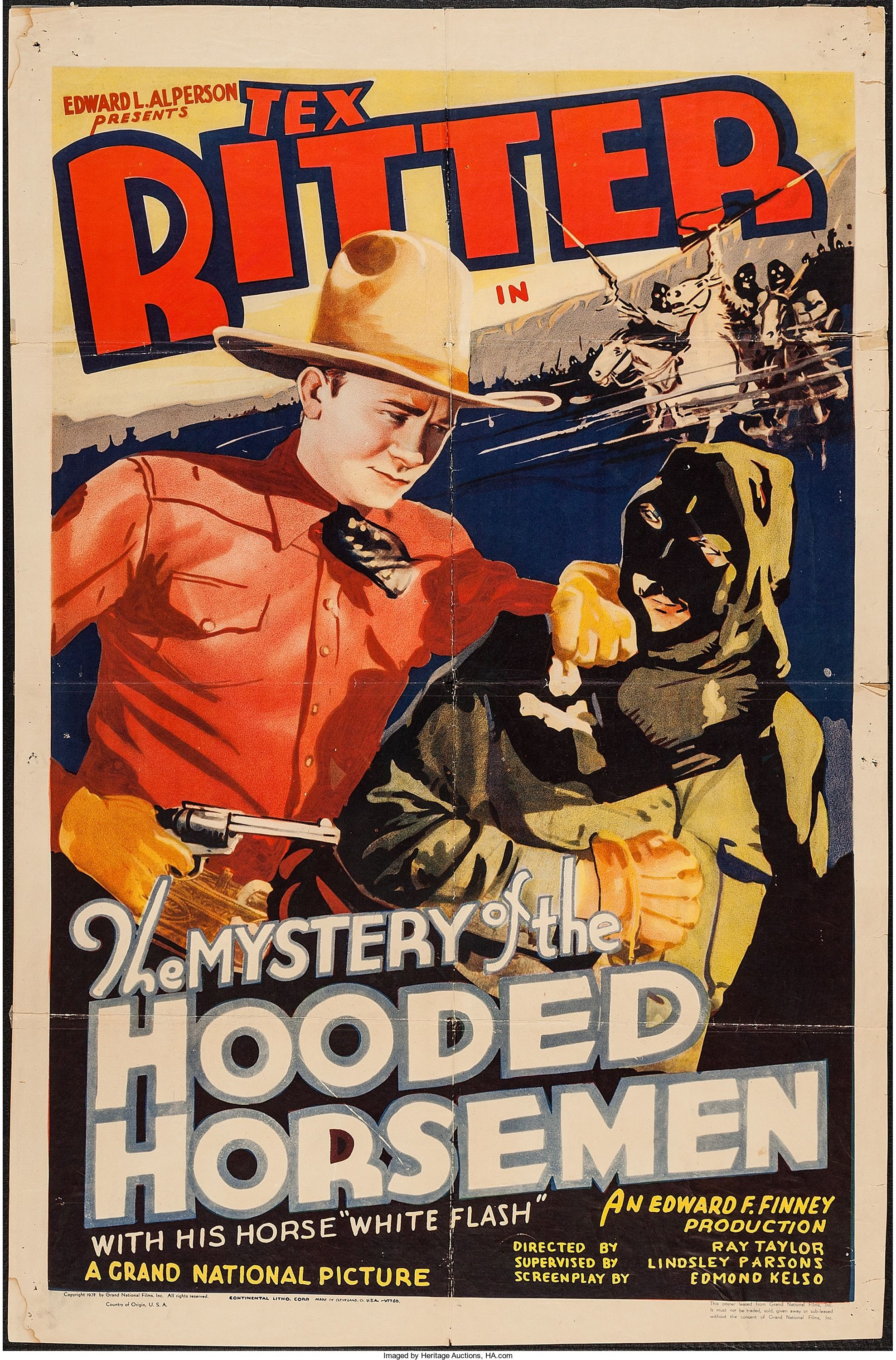 Download The Mystery of the Hooded Horsemen Full-Movie Free