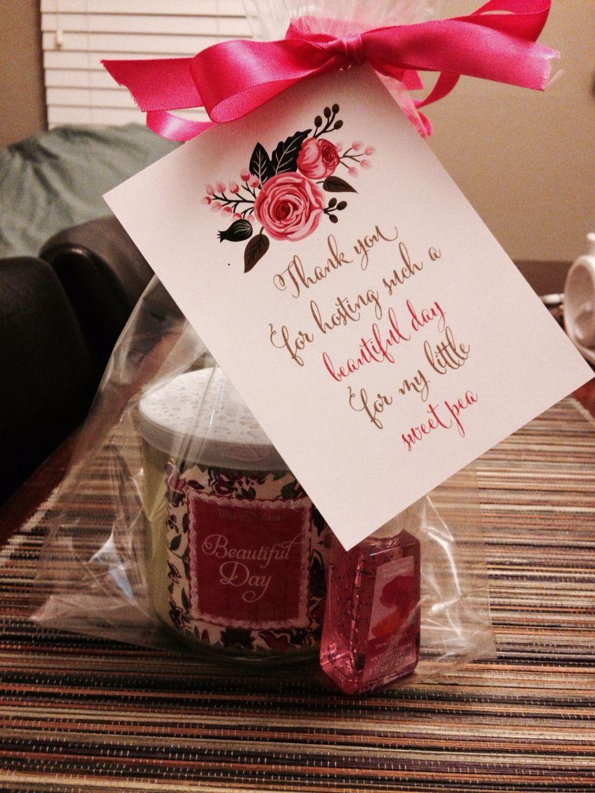 Baby shower hostest gift baby shower host gift baby