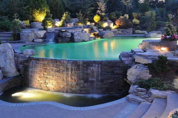 Pool Im Garten Gestalten Mit Holz – godsriddle.info