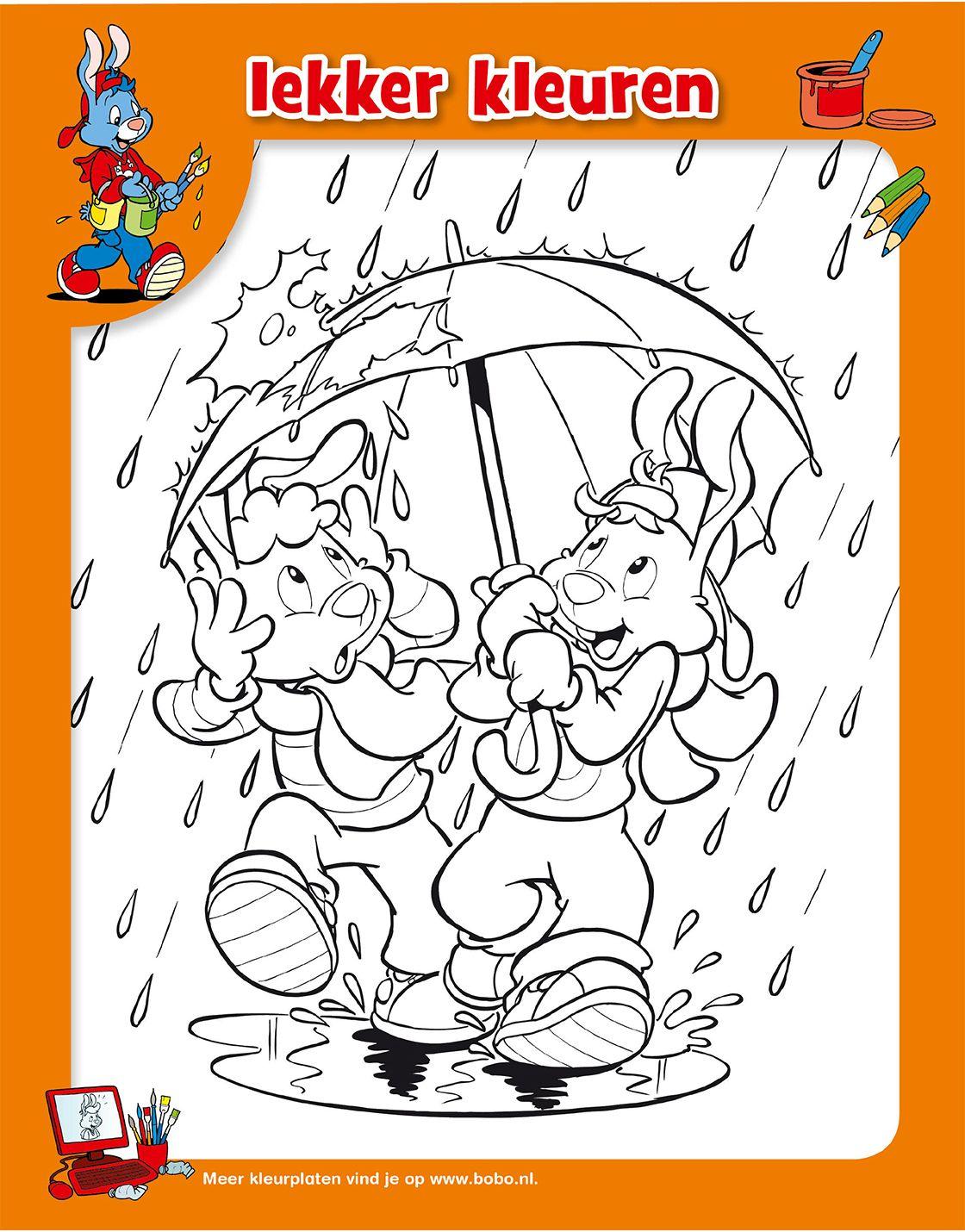 Kleurplaten Van Bobo Gratis Kleurplaten Voor Kleuters Kleurplaten Gratis Kleurplaten Paraplu