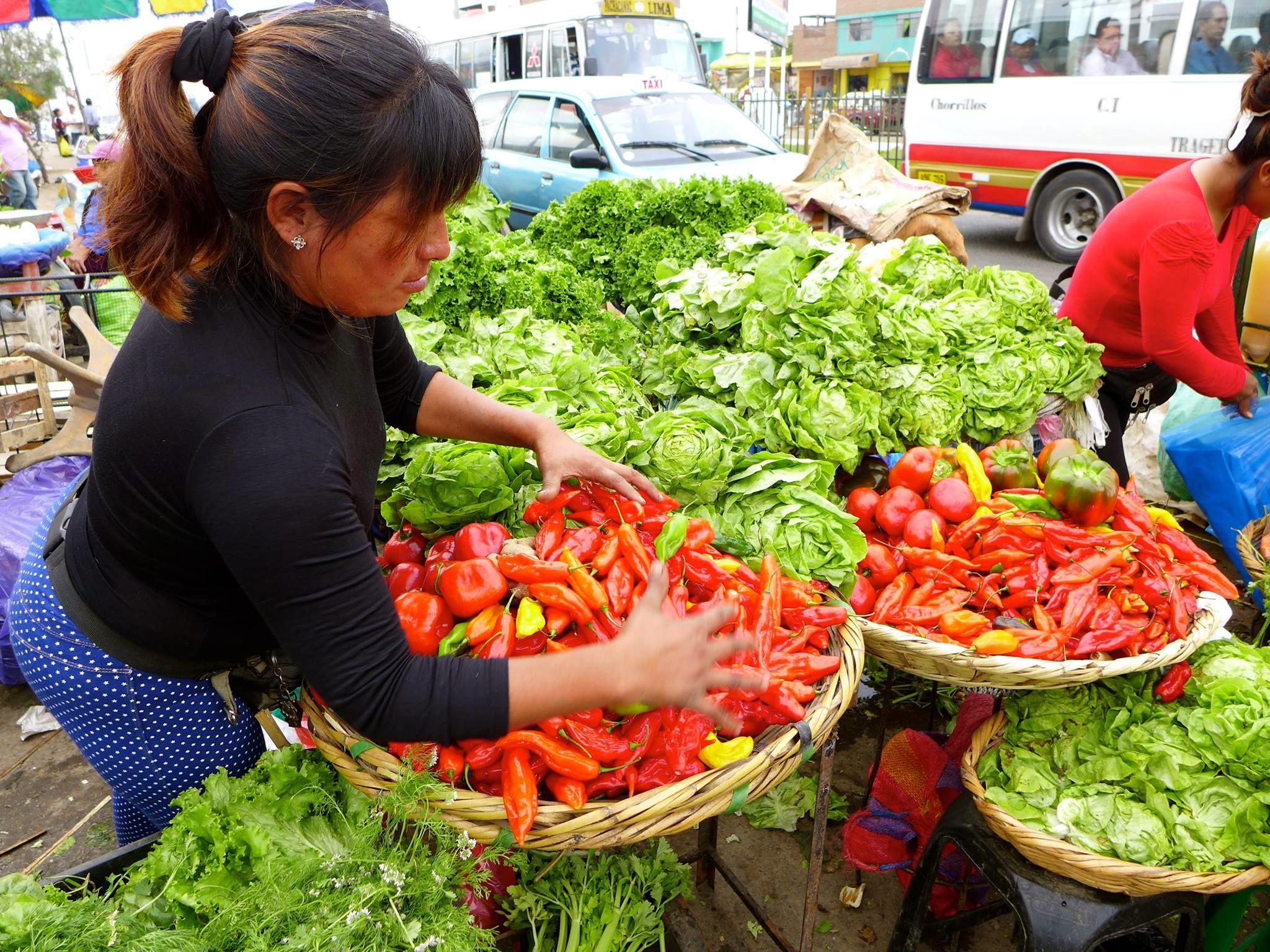 Market el Callao, Lima, Peru @patburd @ptorresburd