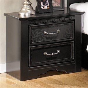 Ashley Furniture Signature Design Cavallino Night Stand 2 Drawers At Big  Sandy Superstore