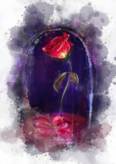 Tale As Old As Time Beauty And The Beast French Romance Disney Belle Magical Rose True Love Disney Drawings Belle Disney Beauty And The Beast