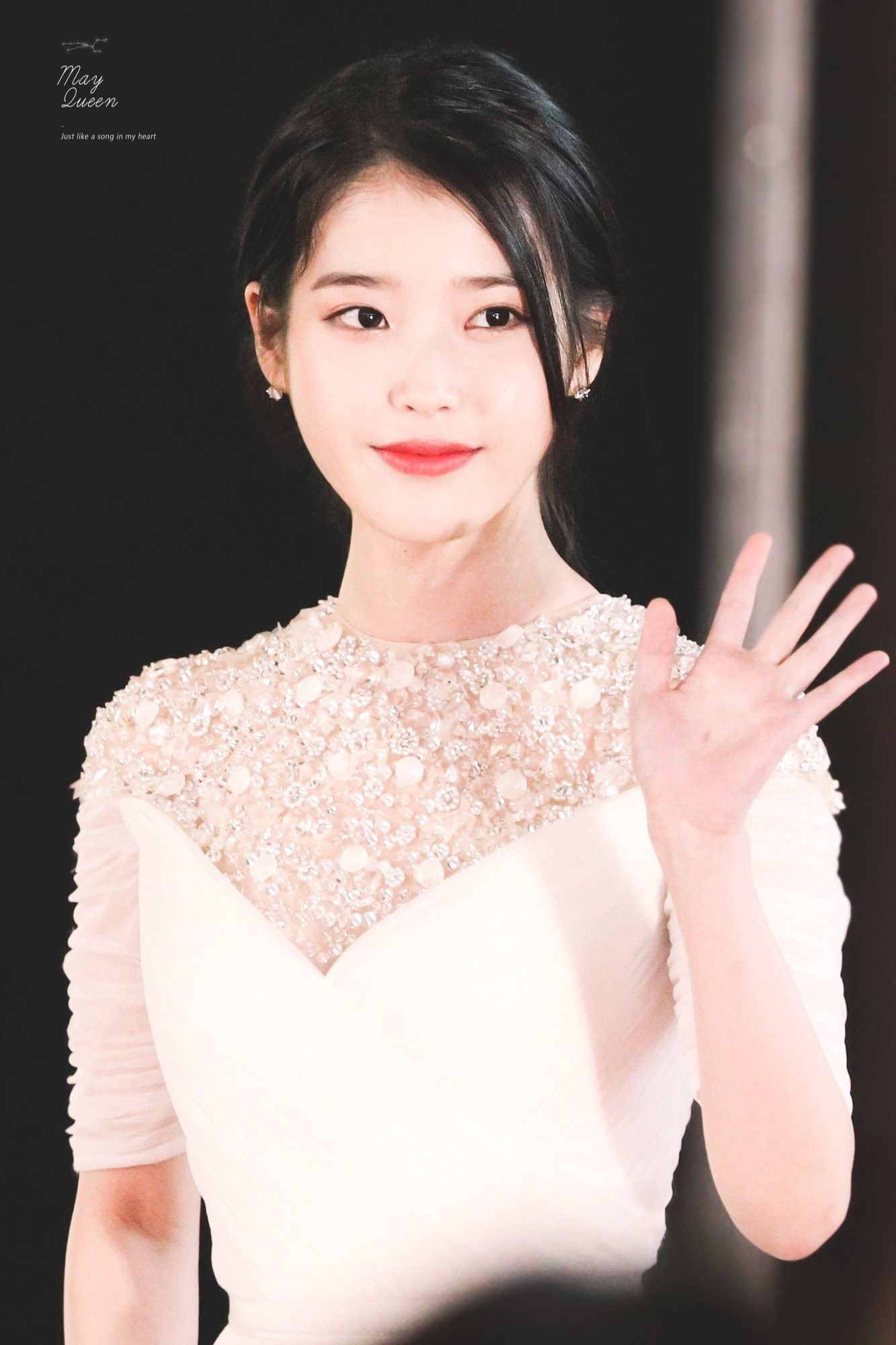 IU 181128 Asia Artist Awards 2018 (With images) May queen