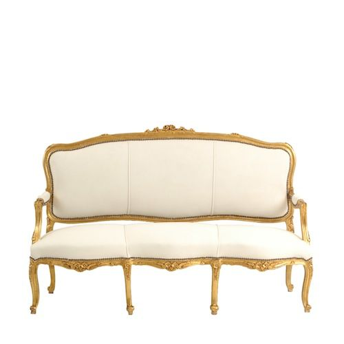 White vintage couch Vintage Style Leopold White Couch At Found Vintage Rentals White Velvet Couch With Gilt Wooden Frame Pinterest Leopold White Couch At Found Vintage Rentals White Velvet Couch
