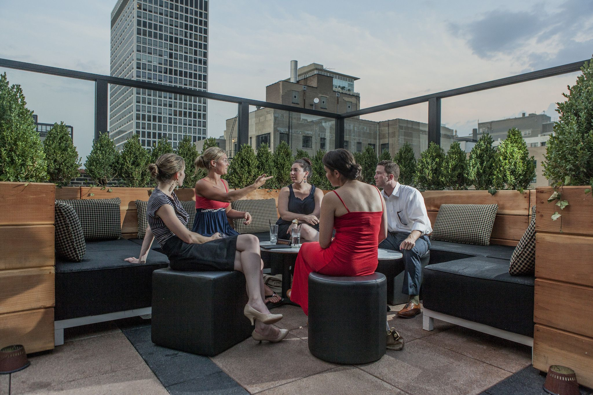 Chicago Patios, Rooftops Open Now These Patios, Sidewalk Cafes And Rooftop  Bars Are Already