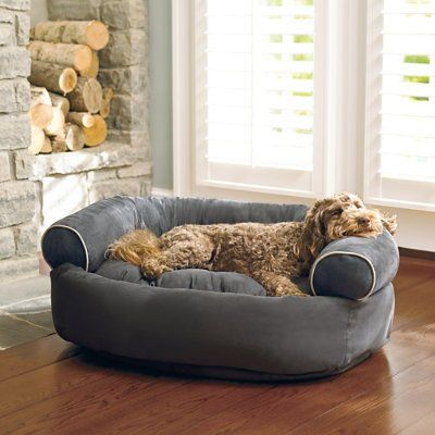 Search Results For Sofa Dog Bed Grandinroad