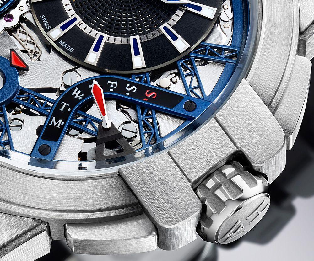 Harry Winston Project Z10 Watch Watch Releases