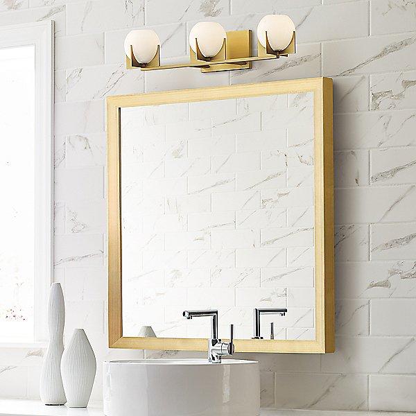 Abbott Bath Bar By Feiss At Lumens Com Bathroom Design Trends Bathroom Vanity Lighting Bathroom Lighting