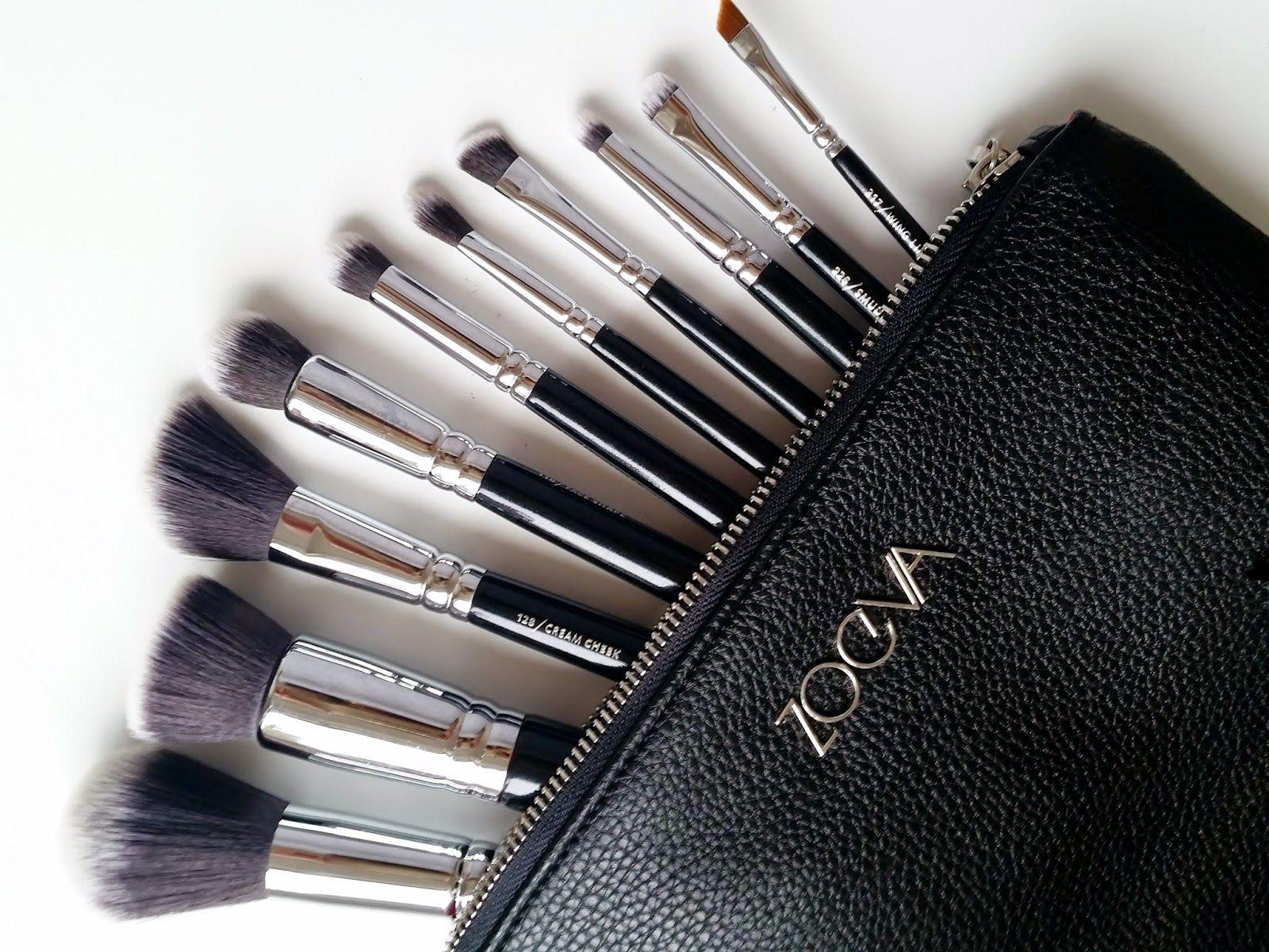Zoeva Vegan Prime MakeUp Brush Set Makeup brush set