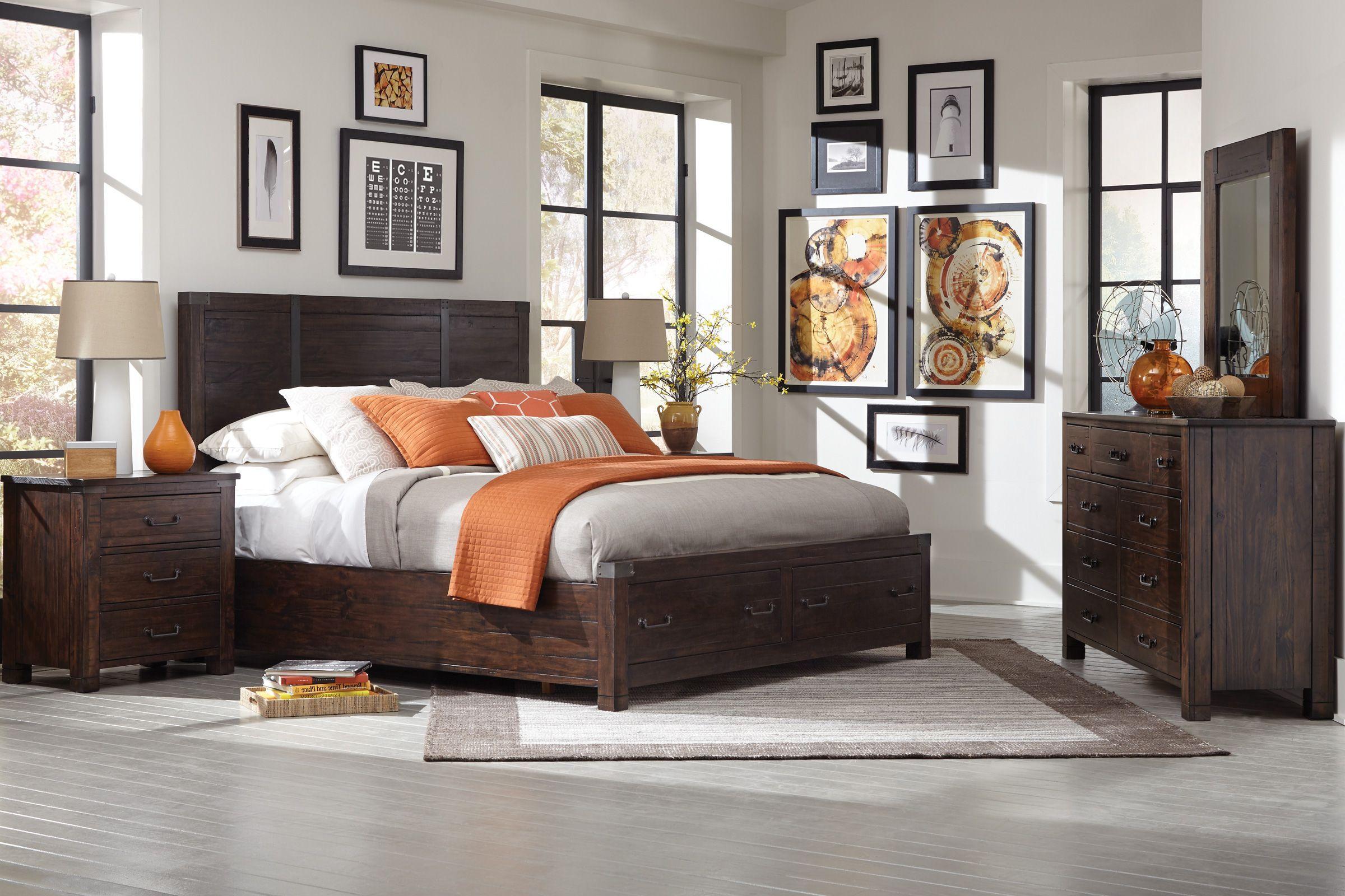 51+ Industrial King Bedroom Set New HD