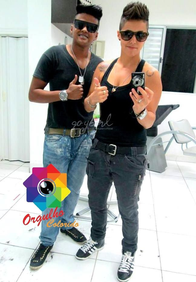 Brazil Style Lesbi