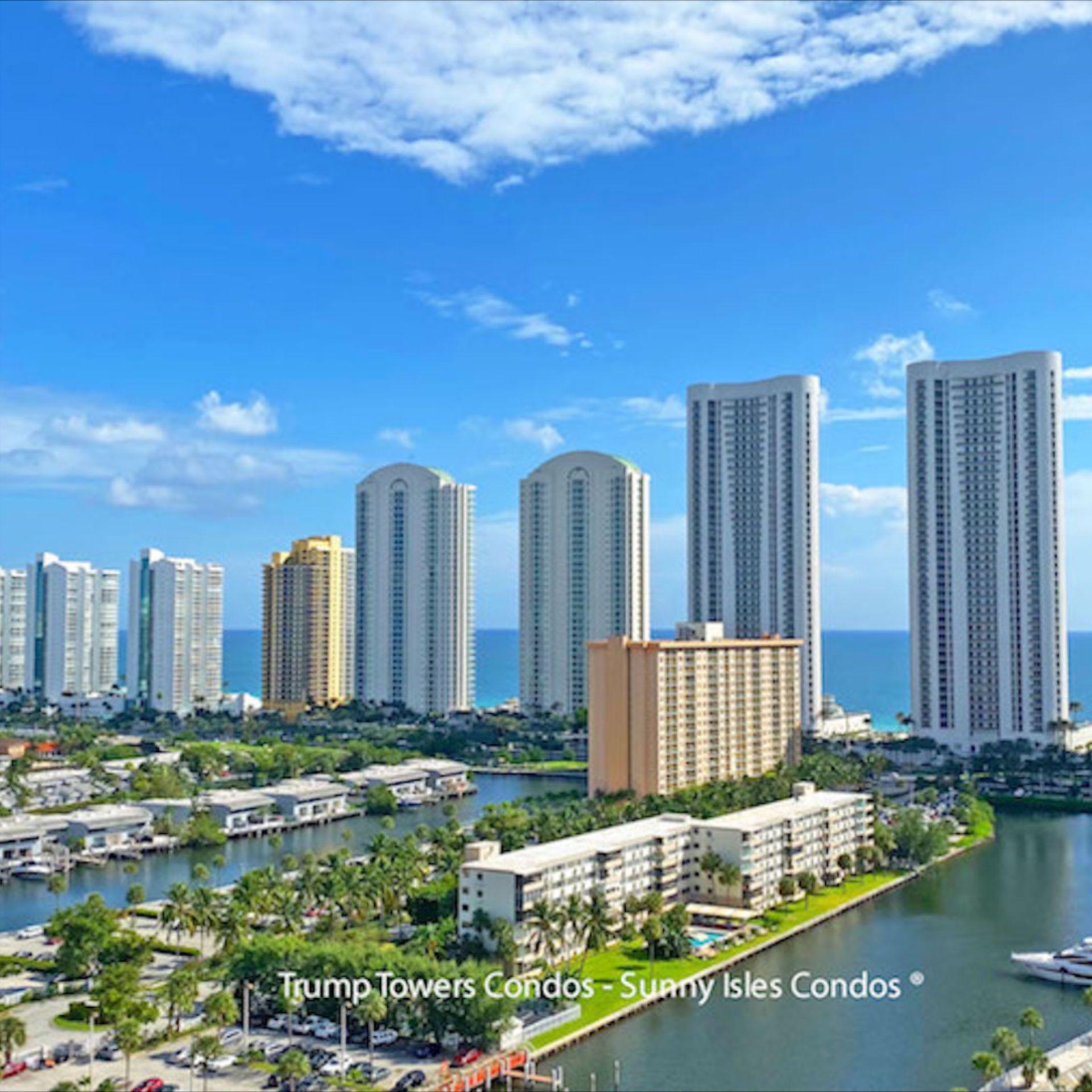 Trump Towers I Condo 16001 Collins Ave Sunny Isles Beach Fl 33160 Sunny Isles Condos Miami Beach Resort Sunny Isles Beach Oceanfront Condo