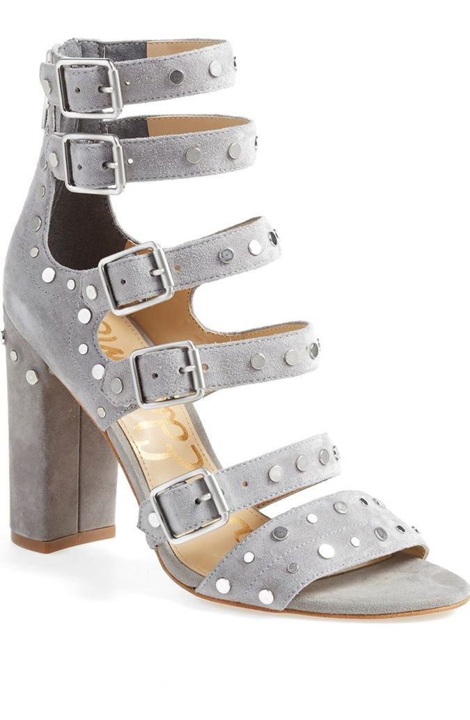 0f98123ea102 See these suede studded Sam Edelman heels and the rest of Lauren s favorites
