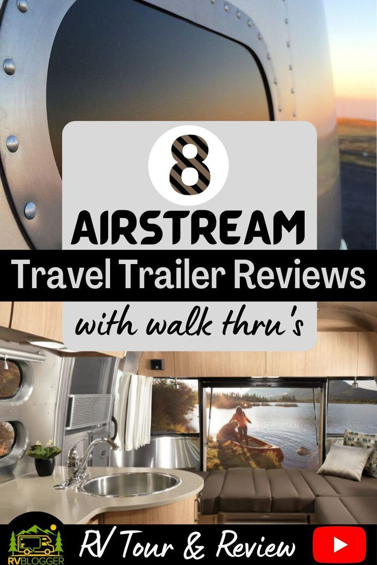 Airstream Trailer Tour 8 Airstream Travel Trailer