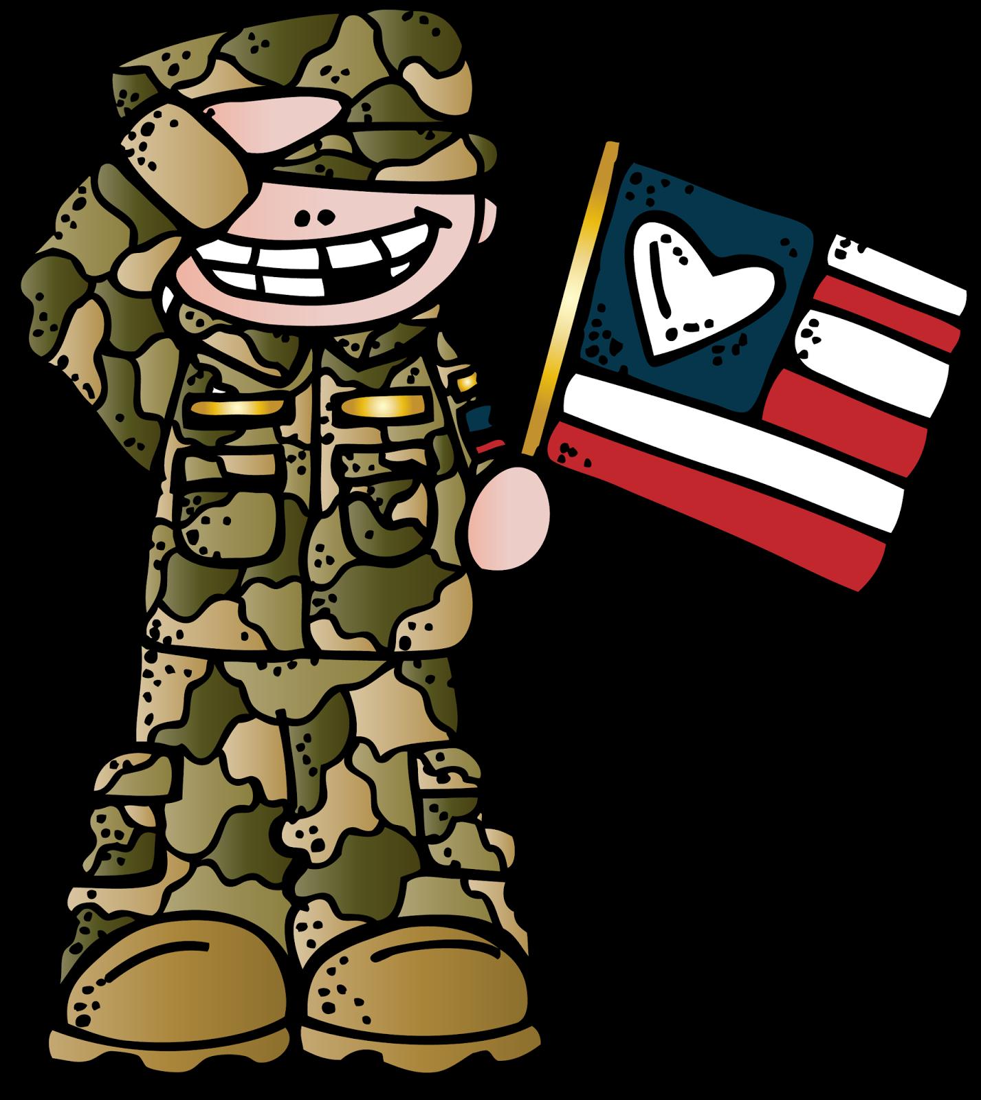 Melonheadz Always In My Heart Veterans Day Clip Art Clip Art Melonheadz