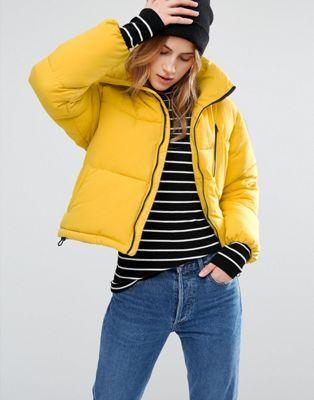d55b65cc818 New Look Padded Boxy Jacket Ski Fashion