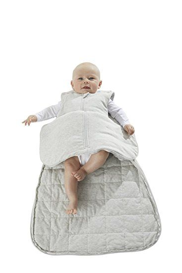 Gunapod Sleep Sack Luxury Bamboorayon Uni Wearable Blanket Baby Sleeping Bag With Wonderzip Review