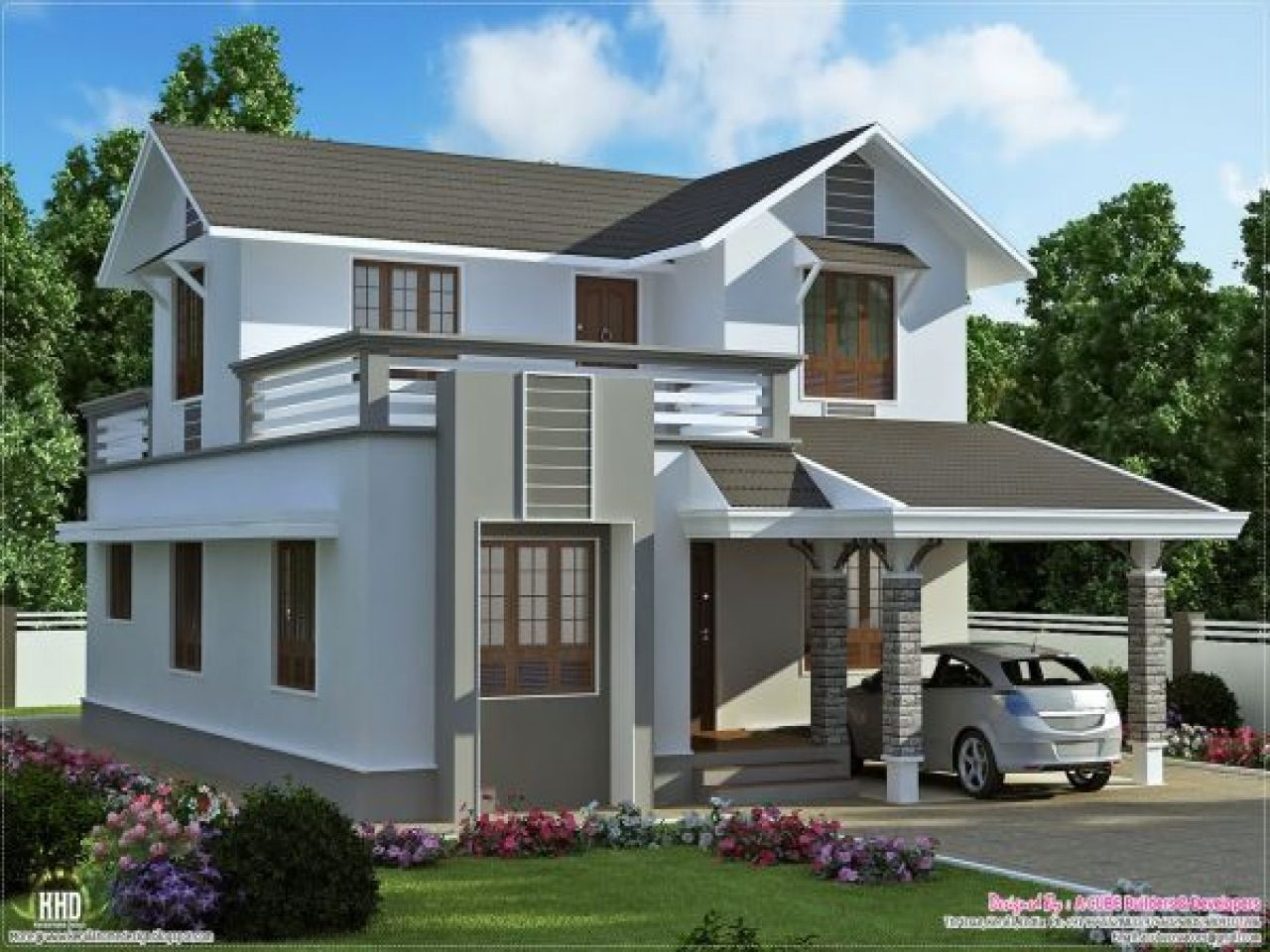 Modern small house design philippines also dream rh in pinterest