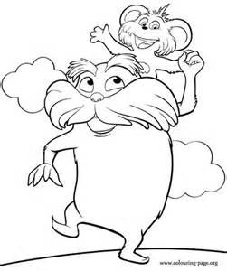 Dr. Seuss Characters Coloring Pages - Bing Images | embroidery ...
