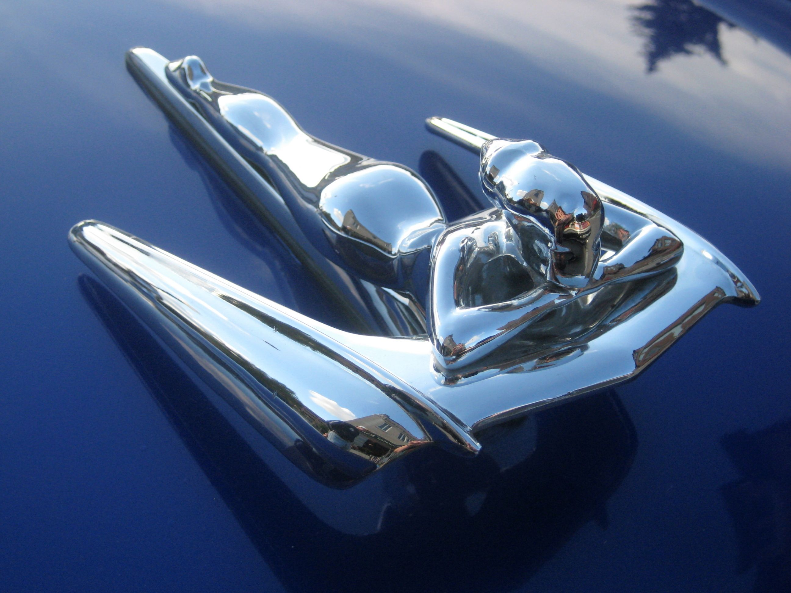 Pin On The Art Of Hood Ornaments