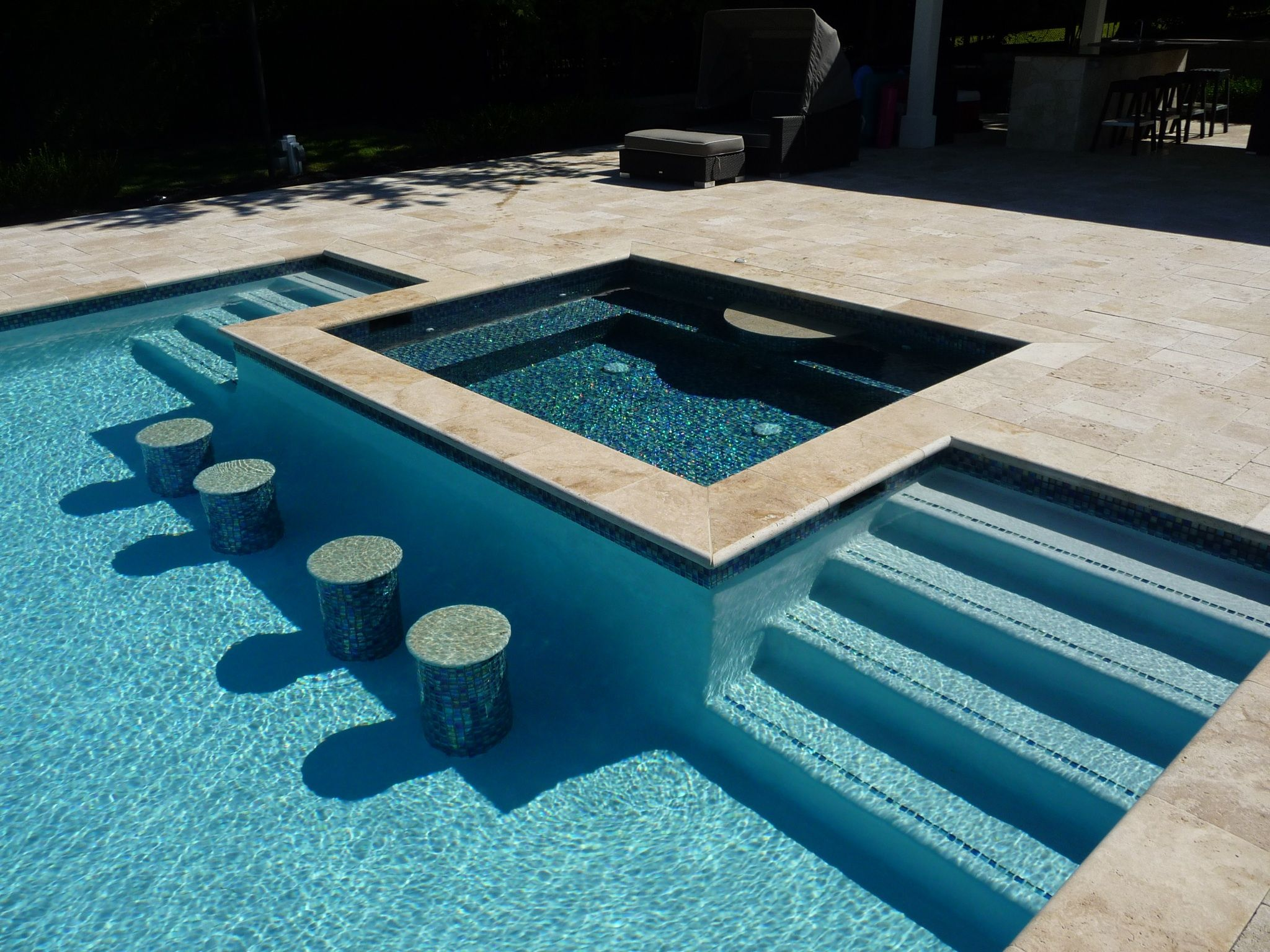 Pin By Daiana Duarte De Oliveira On Swimming Pools Diy Swimming Pool Cool Swimming Pools Rectangular Pool