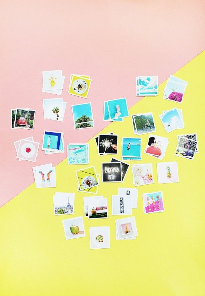 DIY Instagram Memory Game, by Lovely Indeed