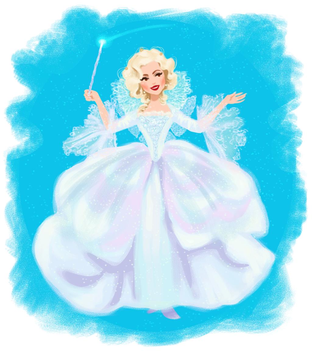 Cinderella Fairy Godmother By Dylanbonner On Deviantart Cinderella Fairy Godmother Cinderella Fairy Godmother