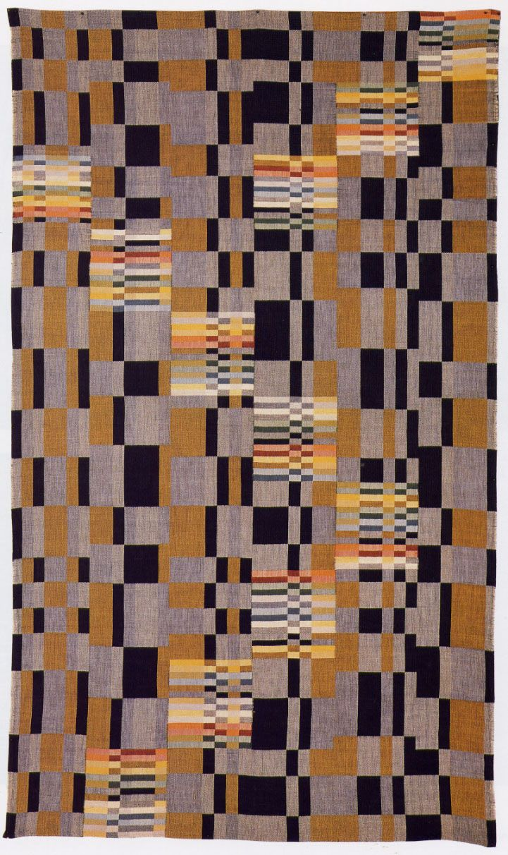 Textile Design Produced In The 1930s Geo Konst