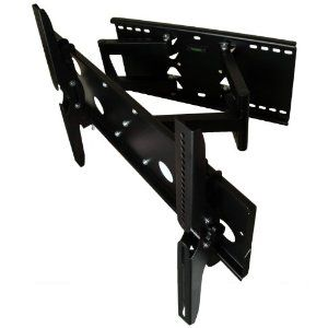 Mount It 42 70 With Full Motion Swing Out Tilt Swivel Articulating Dual Arm For Flat Screen Flat Panel Wall Mounted Tv Diy Tv Wall Mount Swivel Tv Mount