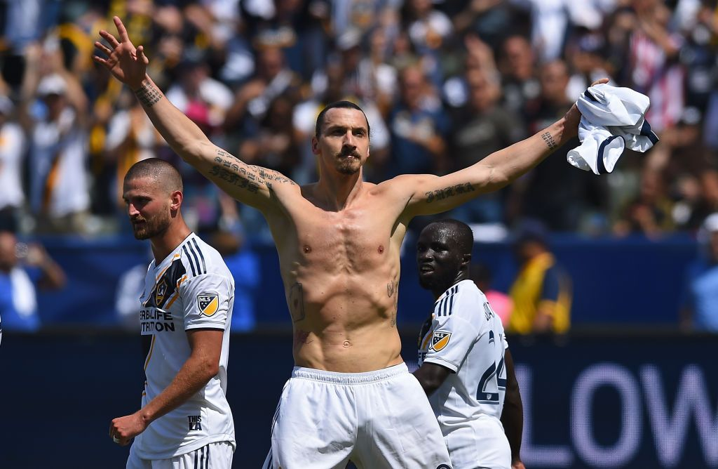Soccer  Zlatan Ibrahimovic names two players he will have his eye on at World Cup -      Big impression  LA Galaxy forward Zlatan Ibrahimovic has named two players that he will be keeping an eye on during the World Cup in Russia this summer.  The Swedish striker will not be at the competition this year having already retired from international duty.  It was rumoured that he would return to the side for one last tournament when he suggested he will be at the World Cup.  Though that was quickly rubbished by those in the Swedish camp and the player admitted that he did not mean with the side.  Even though he will not be there he will certainly be watching and he already has his eyes on two players.  BRIGEVIEW IL  APRIL 14: at Toyota Park on April 14 2018 in Bridgeview Illinois. (Photo by Jonathan Daniel/Getty Imges)  France for the World Cup?  Those two players come in the form of French duo Paul Pogba and Kylian Mbappe.  Zlatan knows the former very well from his time at Manchester United when the two sparked up a partnership.  He certainly knows just how good the player could be and expects his former teammate to have a good tournament.  Though hes also looking at another player in the form of Kylian Mbappe who will be playing in his first World Cup.  I think Pogba for sure who everybody knows is fast and skilful Zlatan explained toFIFA.  Mbappe an upcoming star who still has more to give to get to the top but he will for sure arrive there.  There are so many players who are exciting at the moment that for sure some other star that nobody has been talking about will dominate.  (Photo by Aurelien Meunier/Getty Images)  Major injury scare for France ahead of World Cup as Kylian Mbappe forced out of training  While Zlatan was looking forward to seeing Mbappe he might not have got the chance to.  That is because the player was involved in a major injury scare in training this week.  Click here to find out more.  Click here for more World Cup betting tips  Related Posts: 