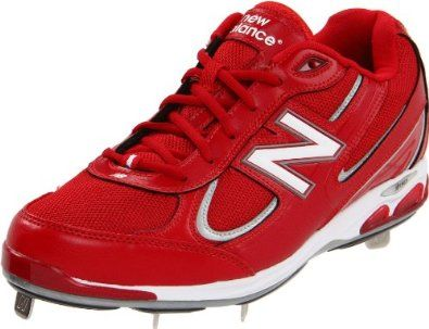 New Balance Men S Mb1103l Cleats New Balance 47 03 Upper Synthetic Leather Features Of This Item Include Cleats Softball Shoes Athletic Shoes Men S Shoes
