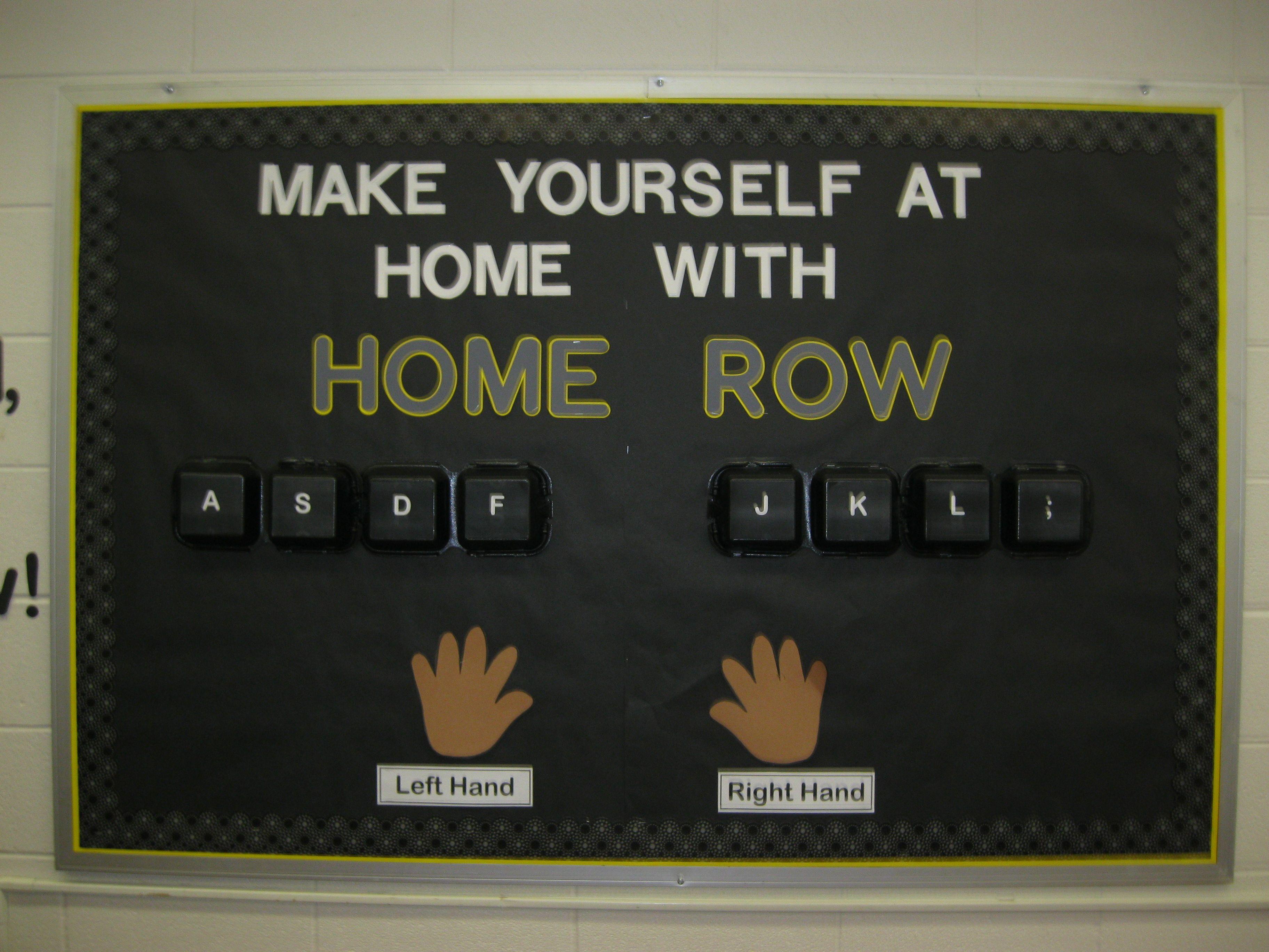 Music Classroom Decoration ~ Technology bulletin boards on pinterest computer
